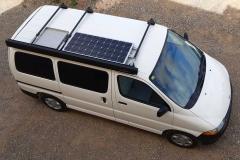 sistemas fotovoltaico caravanas